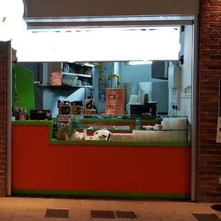 F&B stall for rent!