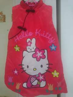 Hello Kitty cheongsam #Fesyen50