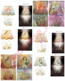 日本🇯🇵迪士尼公主貼牆燈