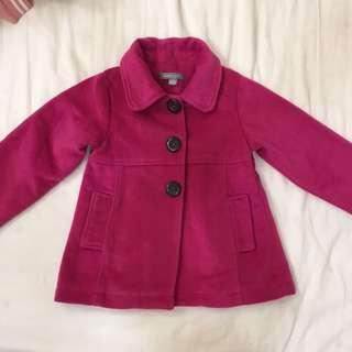 Pumpkin patch winter coat / jacket