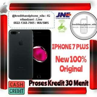 Iphone 7 Plus 32Gb Internasional, Cash n Bisa Kredit Tanpa CC Proses Cepat