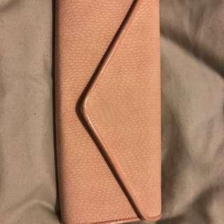 Clutch - Dusty pink