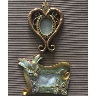 Gorgeous Handcrafted Picture Frames
