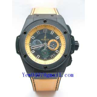 035047-HUBSP 89-1L XGBO HUBLOT BIG BANG KING CHRONOGRAPH LIMITED EDITION