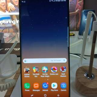 Samsung Galaxy Note 8 Credit Proses 3 Menit