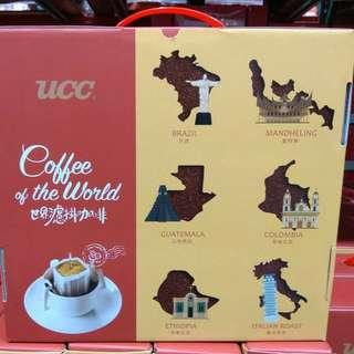 UCC世界濾掛咖啡 (台灣直送)