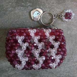 Beads Coin purse