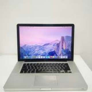 Macbook Pro 15 Inch Applications Installed