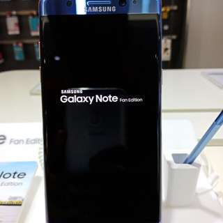Samsung Galaxy Note Fe Credit Proses 3 Menit