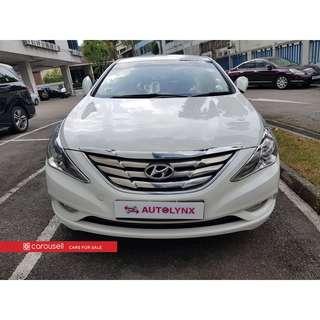 Hyundai i45 2.4A