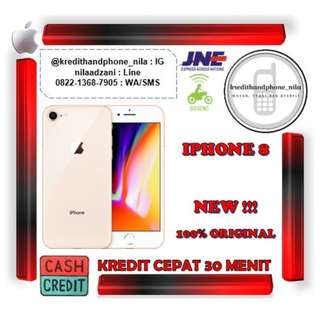 IPhone 8 256GB Internasional, Cash & Kredit Tanpa CC Proses Cepat