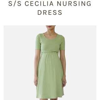 Elin Nursing Maternity Dress