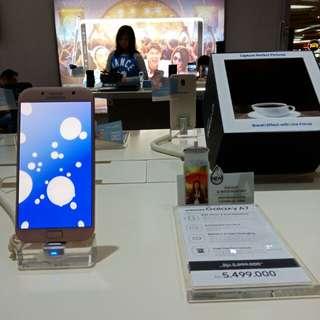 Samsung Galaxy A7 Credit Proses 3 Menit