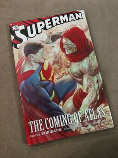 Superman The Coming Of Atlas