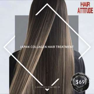Hair colour / Hair Treatment