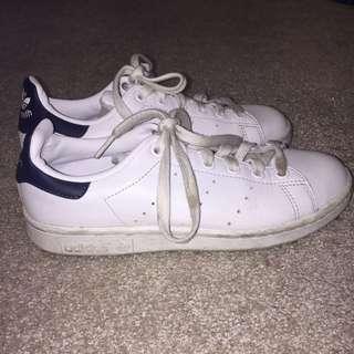 Adidas Stan Smiths Navy Blue