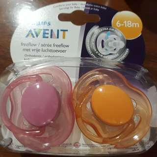 Avent 6 to 18 months