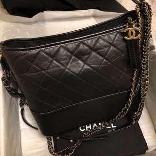 🌹Chanel 全新 Gabrielle Hobo Bag medium size,齊包裝,齊單,香港現貨👍🏻✨