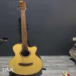 Acoustic Bass Guitar 5 string