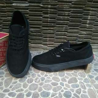 Vans authentic fullblack