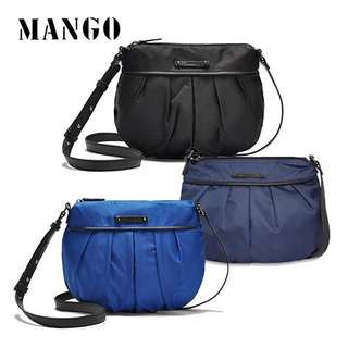 CLEARANCE! Authentic Mango Nylon Sling Bag