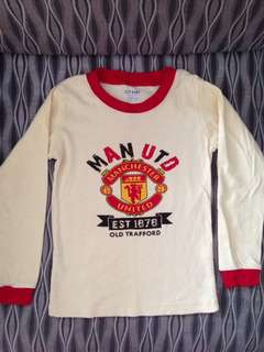 Manchester United Pyjamas (6YRS OLD)