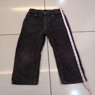 Baby Gap Corduroy Pant (3-4y)