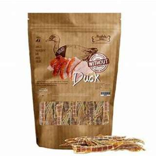 Absolute Bites Air Dried Duck Breast 500g