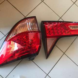 Honda HRV Taillight Left & Right Original