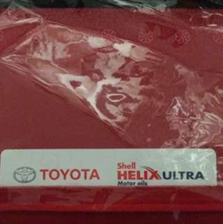 Ice cooler bag (冰袋)Toyota x Shell