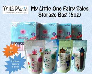 Breastmilk Storage Bag