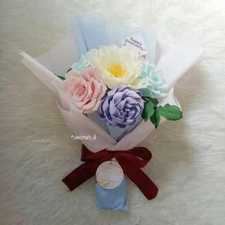 Sweetreats Pastel Bouquet - promo diskon 10% selama bulan April!!
