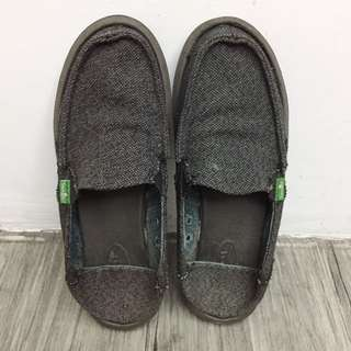 Sanuk DONNA PAIGE BLK #懶人鞋 #二手 #出清 #便宜賣