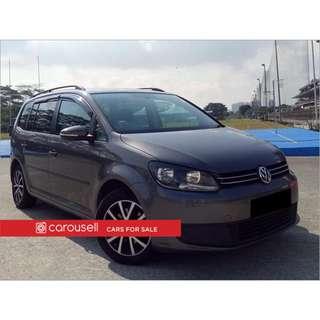 Volkswagen Touran 1.4A TSI