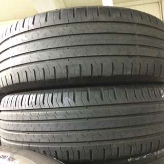 Used Continental CEC5 215/60/17 Tyre