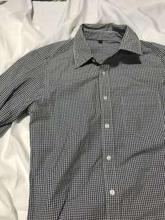 Long sleeved shirt - MUJI