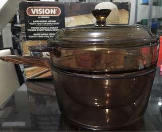 Vision Double Boiler