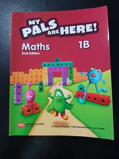 My Pals are here maths 1B