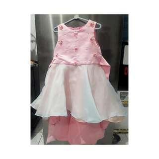 Dress anak untuk umur 5-6 tahun