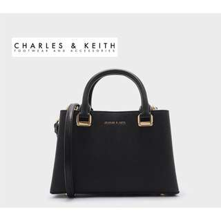 DEALS! Authentic Charles & Keith Top Handle Bag