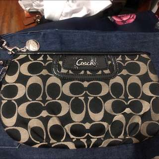 Brand New Unused Authentic Coach Wristlet