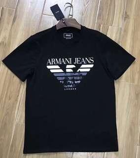 Armani Jeans男裝短袖T恤