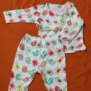 Baby Girl Pyjama