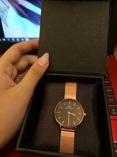 Jam tangan DW (daniel wellington) KW super