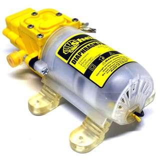 Pompa penguat semprotan air  (Cuci mobil dan motor)