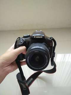 LIMITED EDITION Canon D1100 colour brown