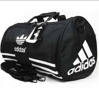 Authentic Adidas Duffle Gym Bag! (RTP. UP TO$59.9)