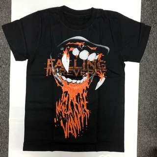 [CLEARANCE SALES] Assorted Band T-shirts (S)