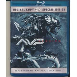 AVP: Aliens vs. Predator: Requiem (Blu-Ray + DVD)