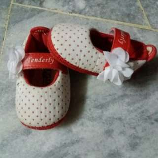kasut baby comel😍